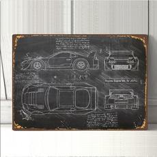 Toyota, Decor, art, Home Decor