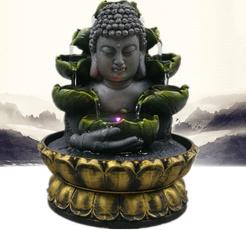 decoration, buddhastatue, meditatingbuddha, Home Decor