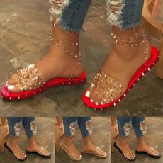 rivetshoe, beach shoes, Fashion, Platform Shoes