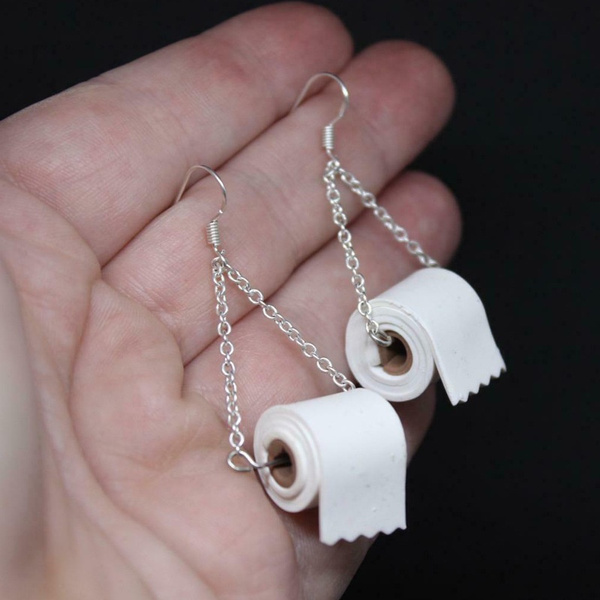 polymer, Fashion, Dangle Earring, Jewelry