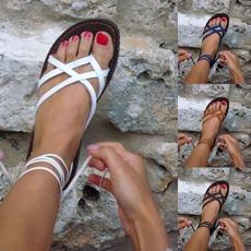 Lace Up, beach shoes, Flip Flops, Sandals