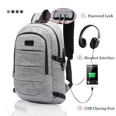 Laptop Backpack, Laptop, Fashion, usb