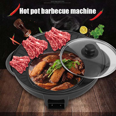 hotpot, barbecuedish, electricbakingpan, Electric