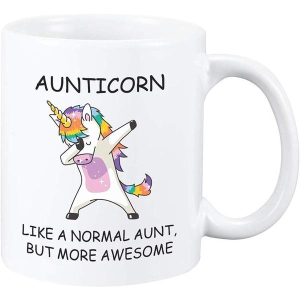 aunticorncup, auntmug, unicornauntcup, unicornaunt