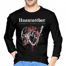 Funny T Shirt, Sleeve, lebenliebenleidenutastbarmenlongsleevetshirt, Tops