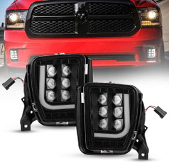 Dodge, ledfoglightwithdaytimerunningli, led, lights
