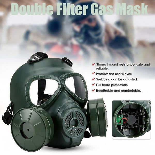 chemicalrespirator, Outdoor, antifog, Masks