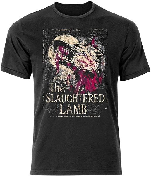 mensummertshirt, white shirt, Shirt, werewolf