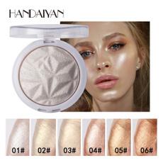Box, golden, Makeup, Beauty