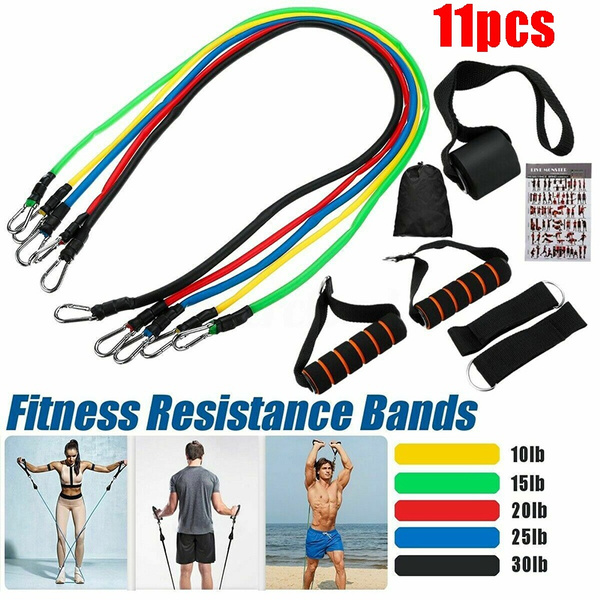 fitnessbandrope, Yoga, Elastic, Fitness