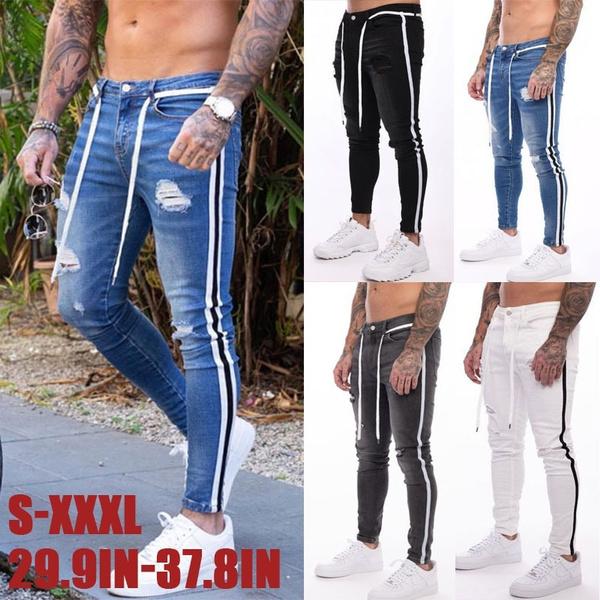 men's jeans, Fashion, Waist, pants