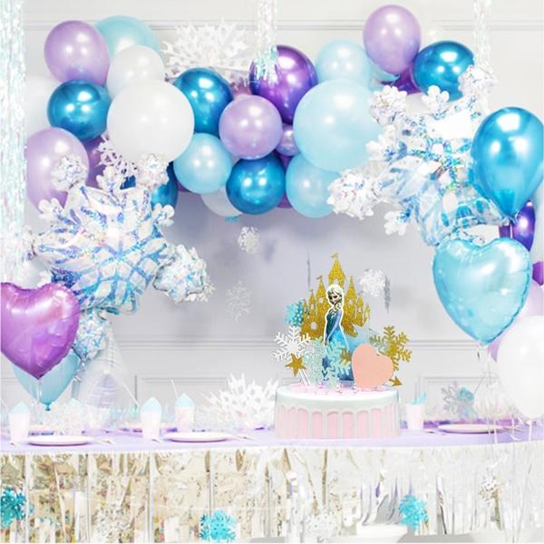 kidpartydecoration, christmasballoon, foilballoon, Princess