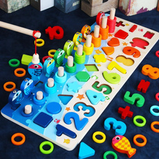 Toy, dinosaurtoy, jigsawspuzzle, montessorimaterial