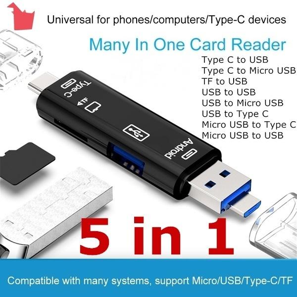 usbtypecadapter, memorycardreader, otgadapter, usb