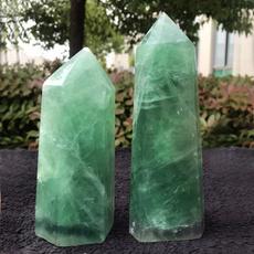 greenquartzwand, fluoritequartzpoint, greenfluoritecrystalwand, fluoritequartzwand