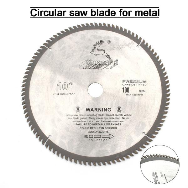 Aluminum, 1pcs, tct, forwoodworkingaluminumtool