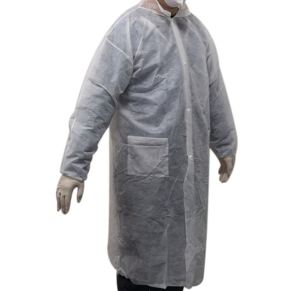 Clothing, coverall, industrial, isolation