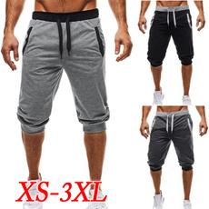 Summer, harem, Shorts, Casual pants