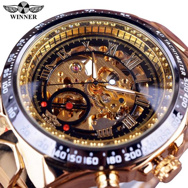 golden, Fashion, Casual Watches, fashion watches