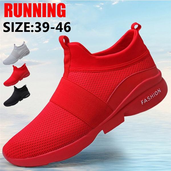 fashion casual running tennis shoes