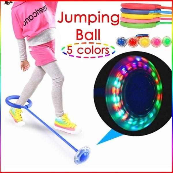 Rope, Fun, glowingbouncingball, flashinglightball