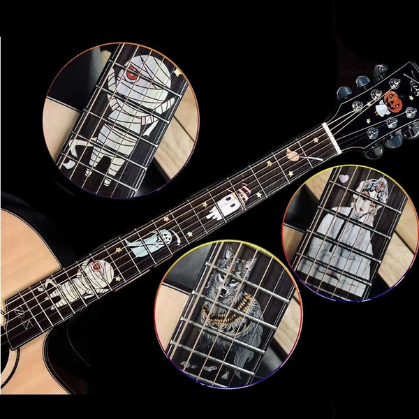 guitardiy, Opera, Acoustic Guitar, Stickers