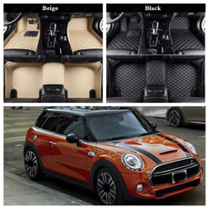 Mini, Mats, leather, Cars