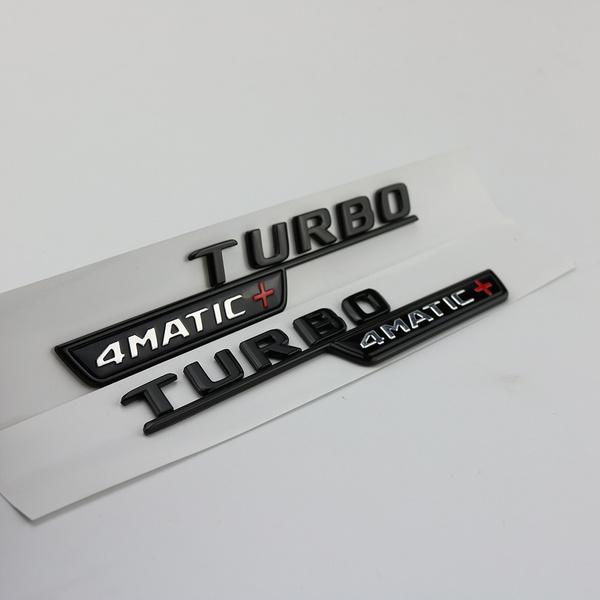 Guitars, turbo, Emblem, Mercedes