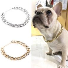 pet dog, Adjustable, Dog Collar, Chain
