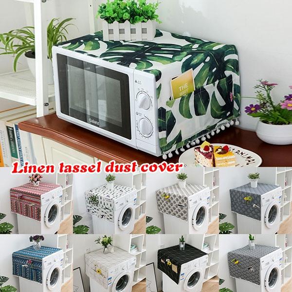 refrigeratordecor, Tassels, fridgedustcover, antidust