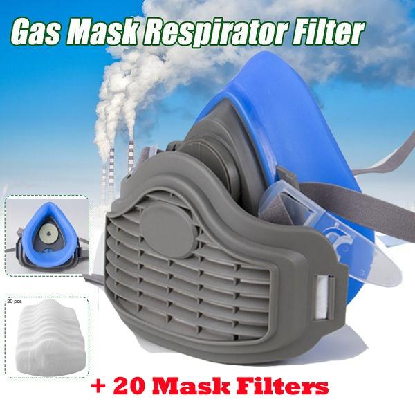 dustmask, protectionfilter, gasdefensemask, Masks