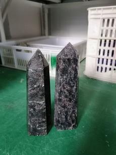 fireworkscrystalobelisk, astrophyllitequartzpoint, healingcrystal, crystaldecor