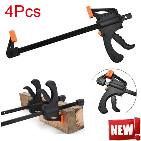 Heavy, carpentryclamp, spreadertool, steel bar clamp
