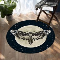 butterfly, Polyester, Star, skull