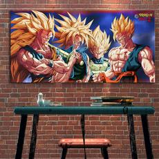 vegeta, supersaiyan, Video Games, Wall Art