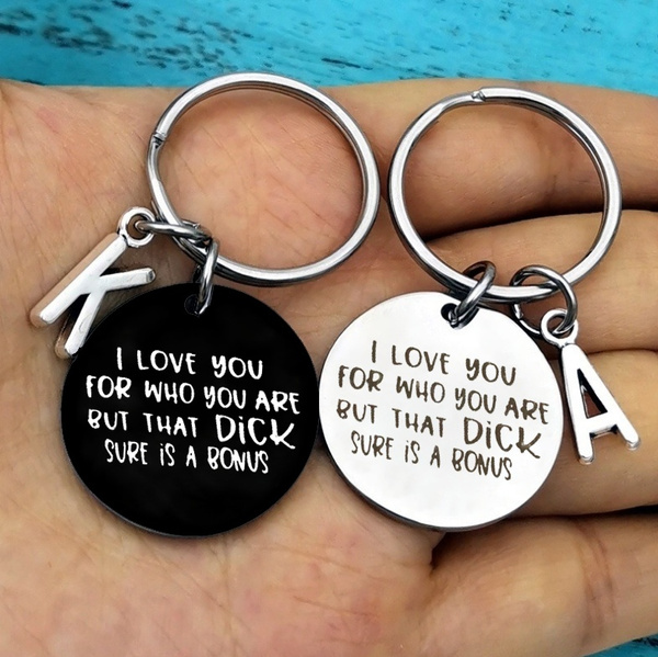 Key Chain, Gifts, couplekeychain, Stainless Steel