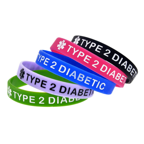 type2diabete, emergencyremindbracelet, Jewelry, warningbracelet