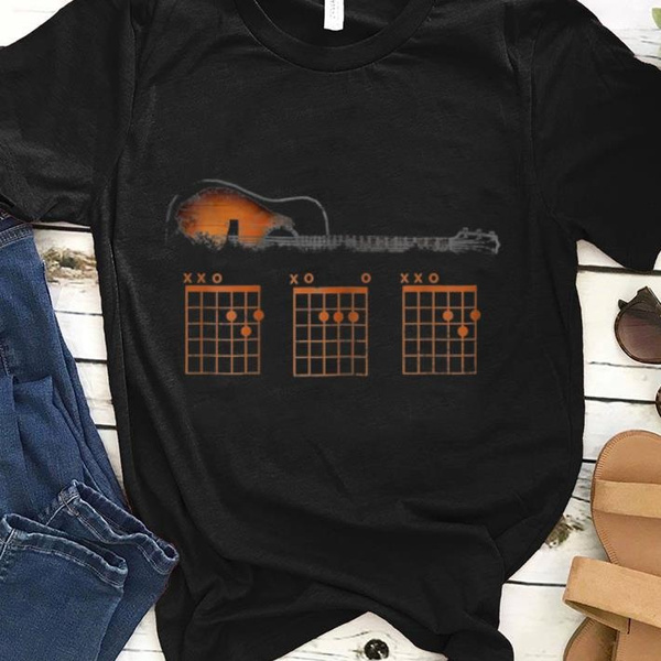 dad, trending, Fashion Men, guitarchord