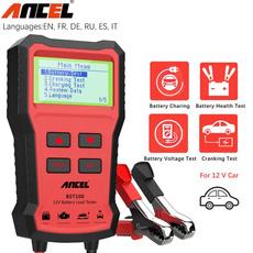 circuittester, powerprobe, batteryanalyzer, carbattery