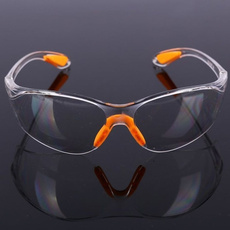 Goggles, eye, Clear, safetygoggle
