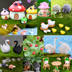 cute, Decoración, smalltoy, fairygardenaccessorie