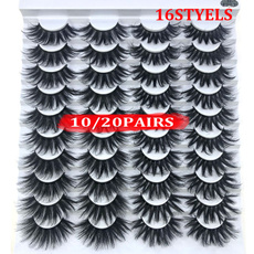 False Eyelashes, Eyelashes, 20pairseyelashe, eye