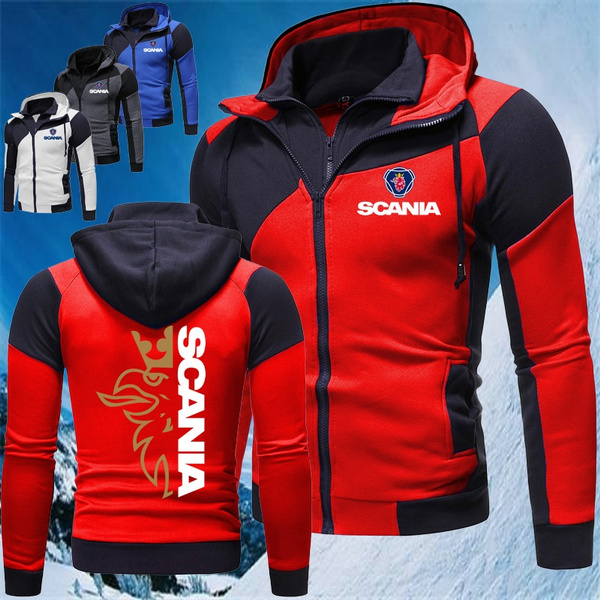 Jackets for men, hooded, Cycling, Sleeve