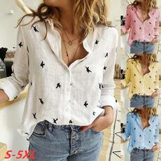 blouse, Tops & Tees, Plus Size, Necks