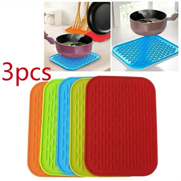 Kitchen & Dining, Mats, Silicone, Pot