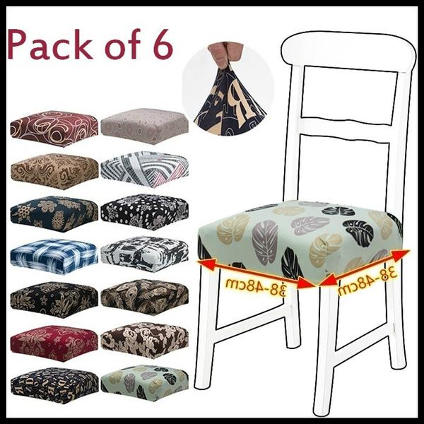 Decor, Spandex, Chair, Elastic