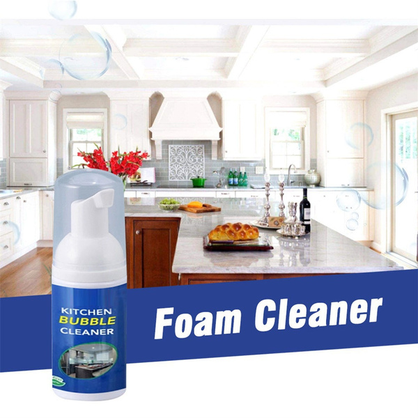 foamcleaner, Kitchen & Dining, effectivecleaner, bubblecleaner