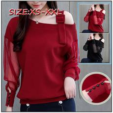 Shoulder, blouse, Fashion, Off