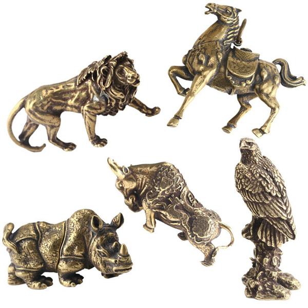 Brass, King, horse, decoration