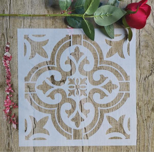 stencil, Laser, scrapbookingamppapercraft, Home & Living